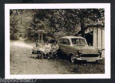 OPEL, Foto Photo, Oldtimer Kaffeepause Kandersteg voiture car /83a