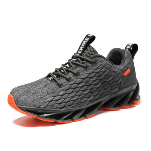 Men/'s New Streamline Flyknit Springblade Sneakers Jogging Walking Shoes Big Size