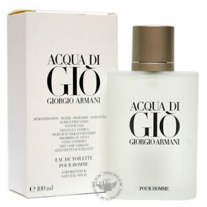 Sale-Giorgio-Armani-Acqua-Di-Gio-100ml-Edt-Spray-Tester-Unit