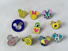 Disney Pin WDW 2018 Hidden Mickey Collection *Kitchen Items* Stack of Bowls!