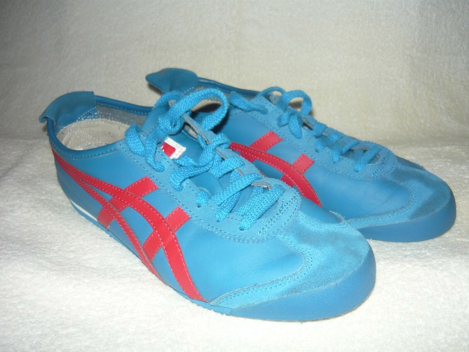 Onitsuka   Asics Tiger Mexico 66 HL7C2 4223 size 6,5 mid bluee   red