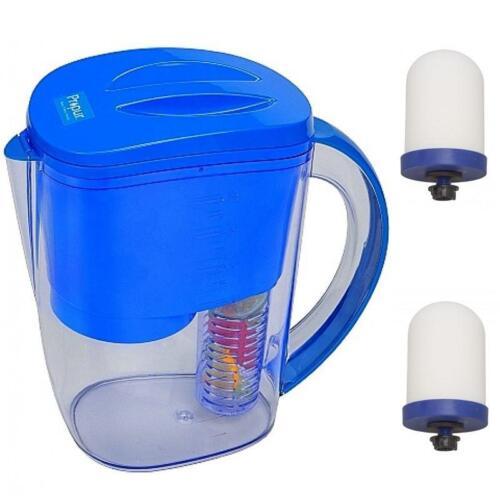 2 PROPUR INFUSED brocca d/'acqua con filtro regalo * M G2.0 PROONE filtri