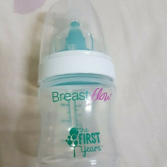 The First Years 3 Pack Breastflow Disposable Bottle