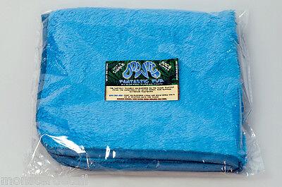 Dodo Juice Fantastic Fur Microfibre Cloth & Blue Roo Car Wax/Polish Applicator