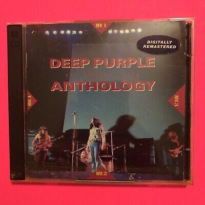The Anthology (Deep Purple album) - Wikipedia