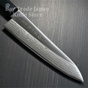 japanese tojiro dp damascus vg10 gyuto chef knife 180mm from f