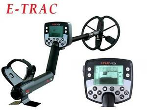 Details about Minelab ETrac Metal Detector w/ Koss Headphones Deep Detector  with FREE Shipping