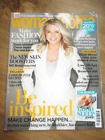 Woman and Home Magazine October 2015
