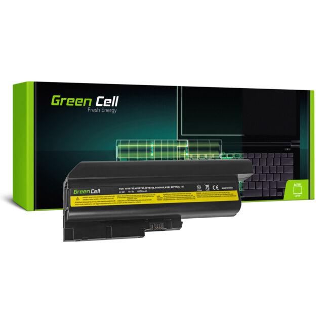 6600mAh Akku für Lenovo IBM ThinkPad T60p 6460 8743 8744
