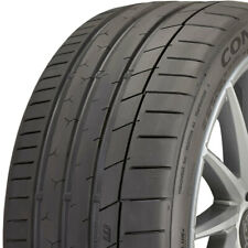 2 New 28535zr19 99y Continental Extremecontact Sport 285 35 19 Tires