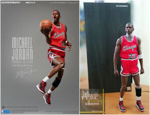 Image is loading ENTERBAY-X-TAIWAN-Michael-Jordan-Rookie-Limited-Edition- 77573ef9e
