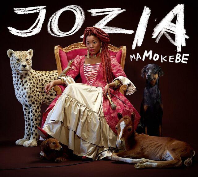 JOZIA - MAMOKEBE   CD NEW!