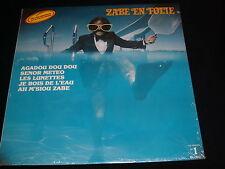 PATRICK ZABE  ZABE EN FOLIE  SEALED LP Vinyl~RARE Canada Pressing  NO.1 NO. 1807