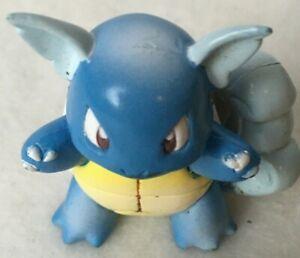 TOMY-Pokemon-WARTORTLE-Japan-Vintage-Mini-Figure-2004-2-034-Figurine-Nintendo