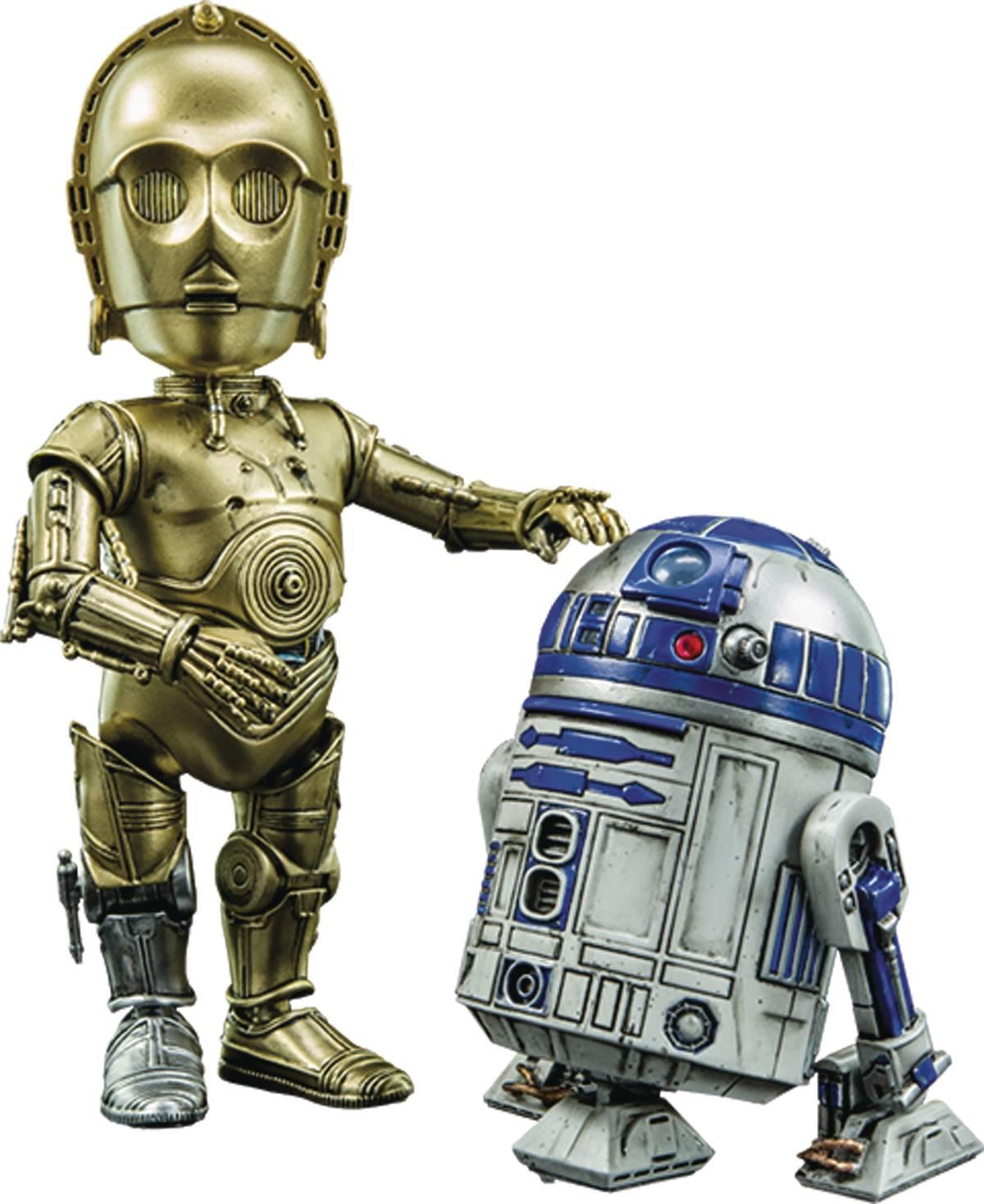 HeroCross  024 estrella  guerras C-3PO & R2-D2 Set of 2  migliore qualità
