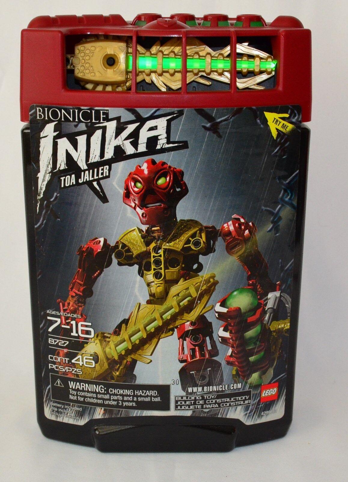 in vendita Lego Bionicle Bionicle Bionicle Toa Inika Toa Jtuttier (8727) Bre nuovo Sealed & gratuito Shipping  caldo