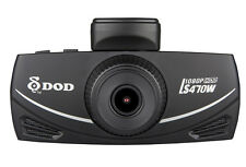 DOD LS470W 1080p HD GPS Wide Angle Low Light WDR Car Cam Truck Taxi Dash Camera