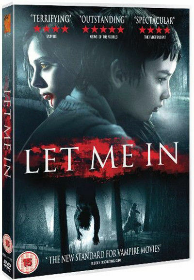 Let Me IN DVD Nuevo DVD (ICON10220)