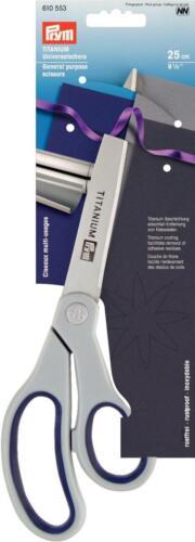 Prym titanium universal ciseaux 25 cm 610553
