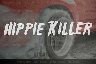 "Thumper 8/"" military enduro dualsport dirtbike Vinyl Decal Sticker CUSTOM"
