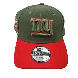 94bccfeaa58 New York Giants New Era Salute to Service Size Small Medium Fitted ...