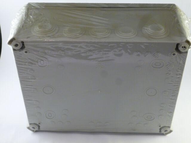 2007109 OBO BETTERMANN Kabelabzweigkasten mit Einführungen T 250 NEU OVP