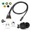 Wiring 1T4 for BBSHD mid-Drive Motor Harness BBS01 BBS02 Bafang Cable Kits Higo