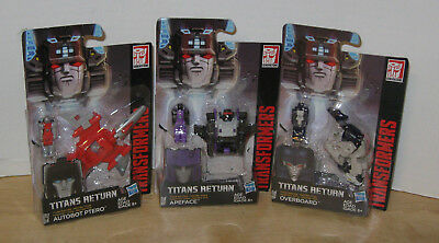 Transformers Titans Return Autobot Ptero Titan Master Headmaster Targetmast