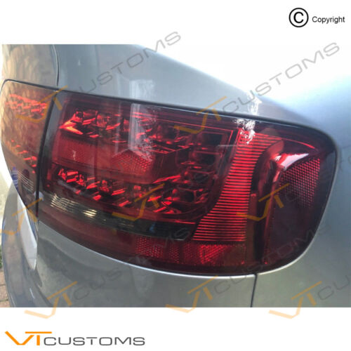 30 x 100cm Medium Smoke Headlight Tinting Film Vinyl Car Lights FREE SQUEEGEE