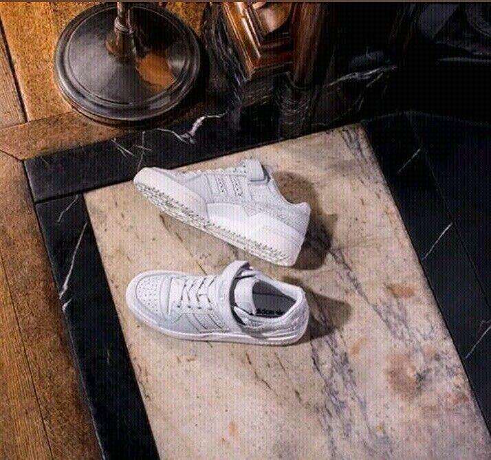 Adidas Original Nuevo Nuevo Nuevo Forum Lo Mujer gris blancoo Talla 9 de EE. UU.  Venta en línea precio bajo descuento