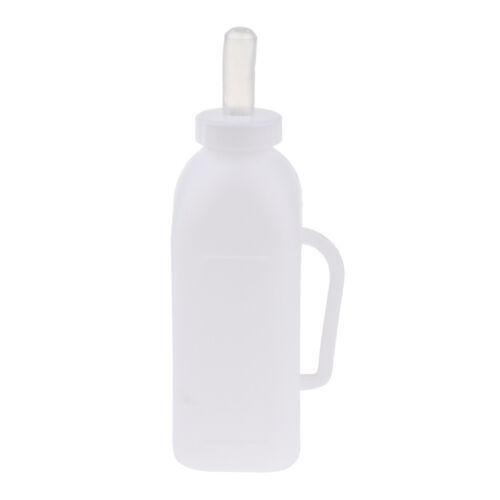 Weiß Aufzuchtflasche Nuckelflasche Milchflasche Saugflasche Sicher und
