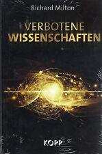 VERBOTENE WISSENSCHAFTEN - Richard Milton BUCH - KOPP VERLAG - NEU