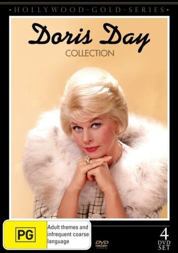 1 of 1 - Doris Day Collection: Midnight Lace / Move Over Darling NEW R4 DVD