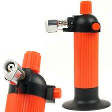 Piezo Self Lighting Butane Blowtorch Gas Micro Torch Great for Plumbers Craft