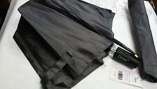 """Crate /& Barrel Auto Open//Close Medium Size Coby Eco Umbrella 38/"""" w Bamboo Handle"""