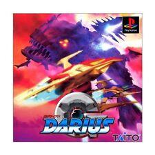 PS1 G DARIUS Japan PS PlayStation 1 F/S