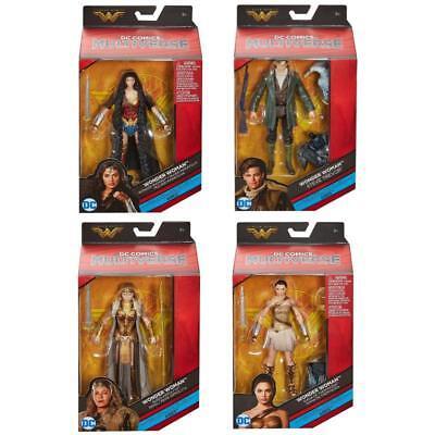 DC Comics Blueline Wonder Woman Action Figure NEW EN STOCK jouets collection