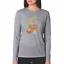 Gildan-Crewneck-Sweatshirt-Country-Flower-Shirt-Butterflies-Flowers-Butterfly thumbnail 2