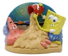 SpongeBob & Patrick in the Beach Sand Aquarium Ornament