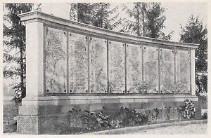 D2464-Feltre-Monumento-ai-Caduti-Stampa-d-039-epoca-1925-vintage-print