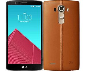 New-Imported-LG-G4-Leather-Dual-32GB-3GB-5-5-034-16MP-8MP-Brown