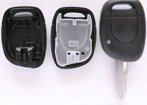 Funk Schlüssel Gehäuse Version A NE73 Renault Clio Laguna Master Megane Trafic