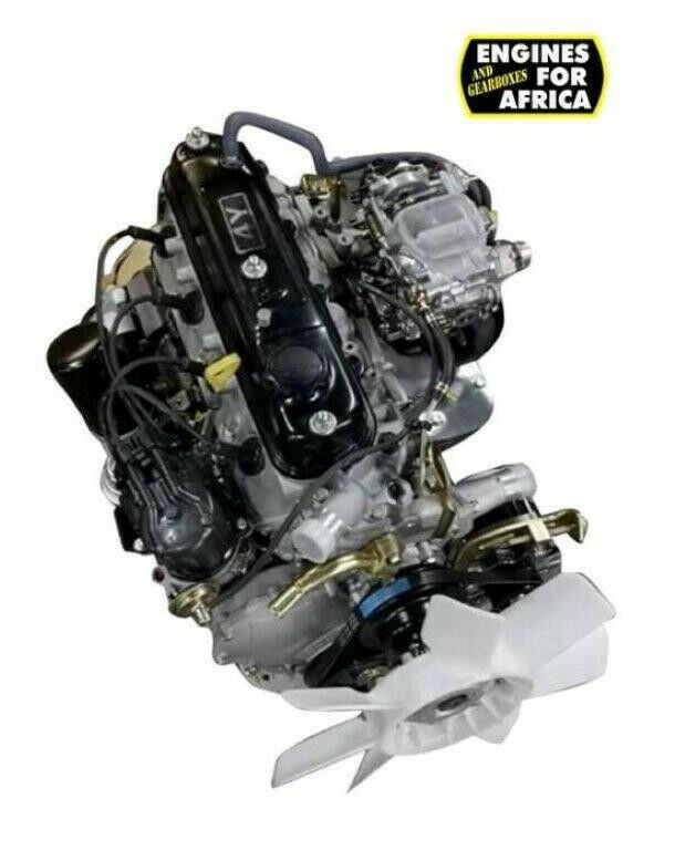 Toyota Hi-Ace / Hilux 4Y 8v Carb Engine New For Sale
