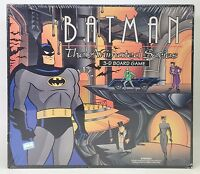 Parker Brothers Batman The Animated Series 3-d Board Game Factory Sealed