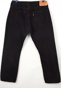 Levi's Strauss & Co Hommes 501 Jeans Jambe Droite Taille W38 L30 BBZ314