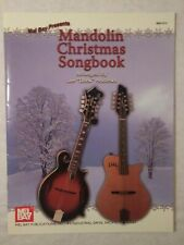 Play Mandolin Today Songbook Sheet Music Instructional Book and Audio 000115029