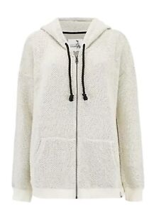 Ladies Hoody 18 Size Judie In Animal Cream PwZPrAq