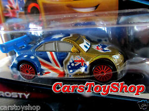 Disney cars 2 frosty neon diecast racer mark winterbottom ford image is loading disney cars 2 frosty neon diecast racer mark sciox Choice Image