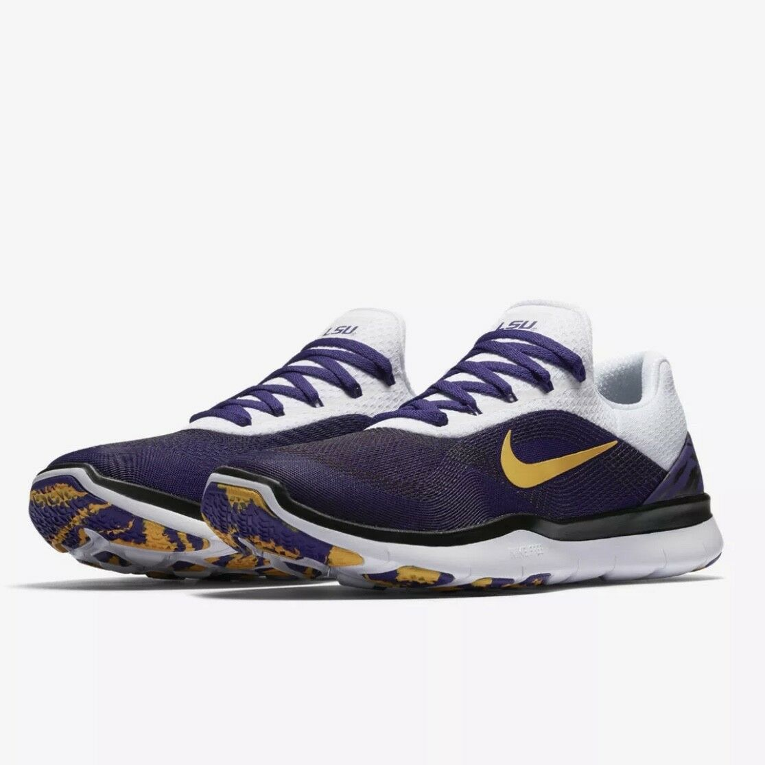 Nike Free Trainer V7 Week Zero Court Purple University gold (AA0881 500) Sz 10.5
