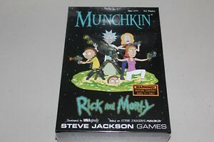 Rick-and-Morty-Munchkin-Game